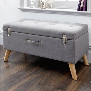 Anderson Storage Ottoman By Fjørde & Co