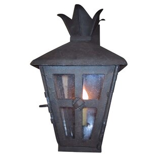Le Caleche 1-Light Outdoor Wall Lantern By Laura Lee Designs Outdoor Lighting