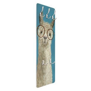 I Wall Mounted Coat Rack By Symple Stuff