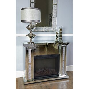 Deshaun Fire Surround Electric Fire By Willa Arlo Interiors
