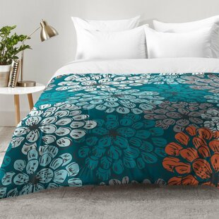 East Urban Home Greenwich Gardens 3 Comforter Set