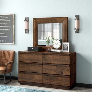 Petra 6 Drawer Double Dresser by Trent Austin Design