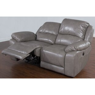 Floraville Dual Reclining Loveseat by Red..