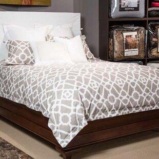 Michael Amini Harper Reversible Comforter Set