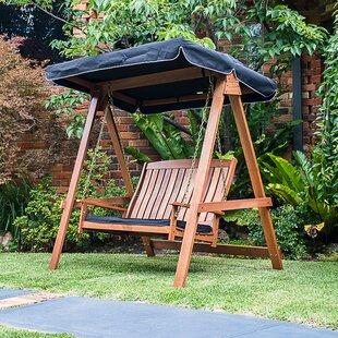 Lautan LLC Avoca Porch Swing with Stand