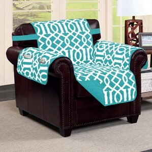 Tori Box Cushion Armchair Slipcover by Kashi Home