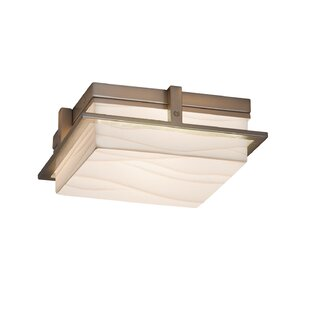 Orrin LED Outdoor Flush Mount