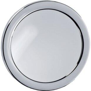 Ebern Designs Cramer Round Suction Cup Makeup/Shaving Mirror