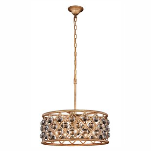 Mercer41 Morion 5-Light Pendant