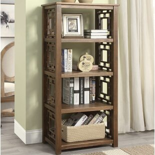Montgomery Standard Bookcase by World Menagerie