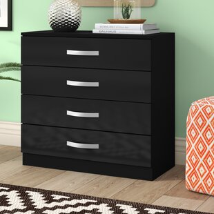 Black Chest of Drawers You\'ll Love | Wayfair.co.uk