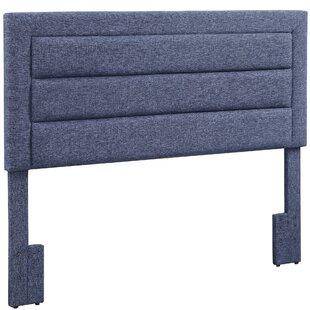 Lockridge Upholstered Panel Headboard