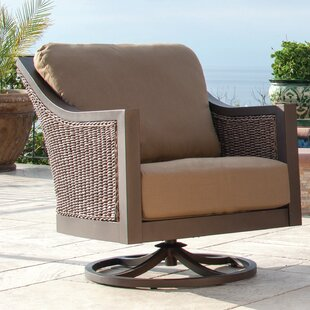 Biscarta Patio Chair with Cushion (Set of 2)