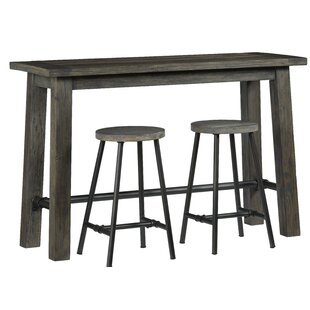Swearingen Console Table and Stool Set