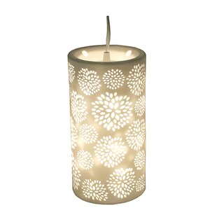 Bungalow Rose Chloe Traditional 1-Light Pendent