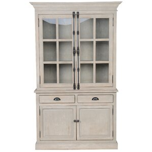 Nettie China Cabinet by Laurel Foundry Modern Farmhouse