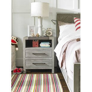 Flor 2 Drawer Nightstand by Greyleigh