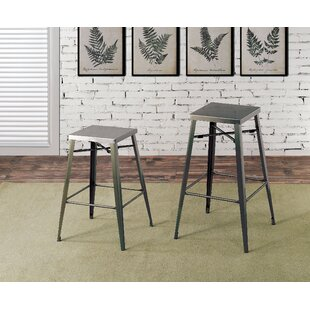 Gerry 26 Bar Stool by Williston Forge