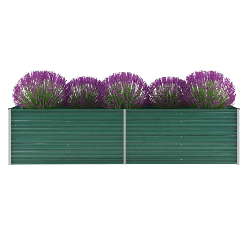 Garden Metal Planter Box