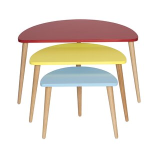 Elvie 3 Piece Nesting Tables