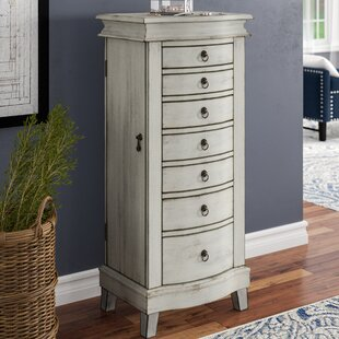 Brookside Free Standing Jewelry Armoire