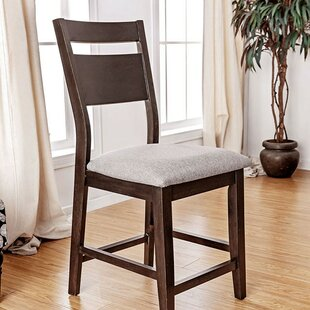 Zavala Counter Height Dining Chair (Set of 2) Loon Peak