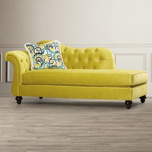 Read Reviews Marla Chaise Lounge by Mistana Reviews (2019) & Buyer's Guide
