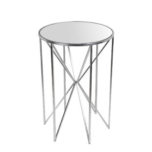 Svetlana End Table by Everly Quinn