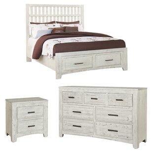 Hernandez Storage Configurable Bedroom Set