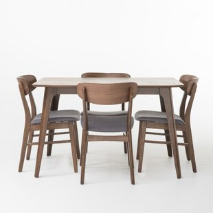 Canning 5 Piece Dining Set Langley Street