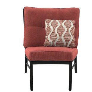 Wydra Patio Chair with Cushions