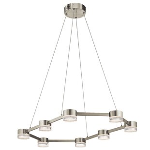 Orren Ellis Royer 8-Light Pendant