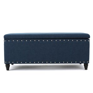 Hollins Storage Ottoman by Willa Arlo Interiors