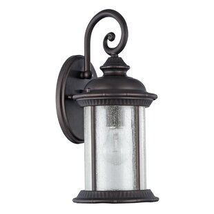 Foxworth Outdoor Wall Lantern