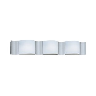 Latitude Run Clarkstown 3-Light Bath Bar