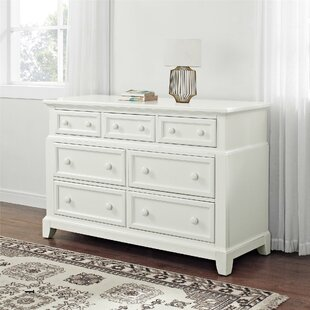 Price Check Lafayette 7 Drawer Dresser by Bertini Reviews (2019) & Buyer's Guide