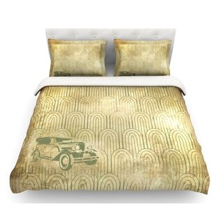 Deco Car Featherweight Duvet Cover