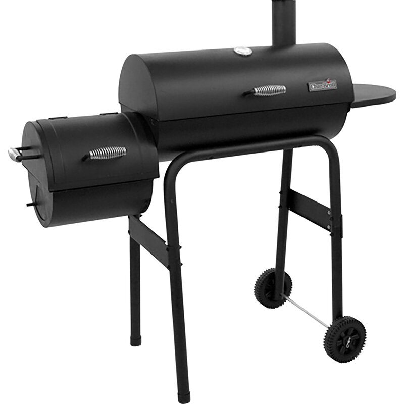 Charbroil 22 Quot 300 Series American Gourmet Offset Charcoal