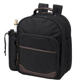 Freeport Park Picnic Backpack Cooler for Two