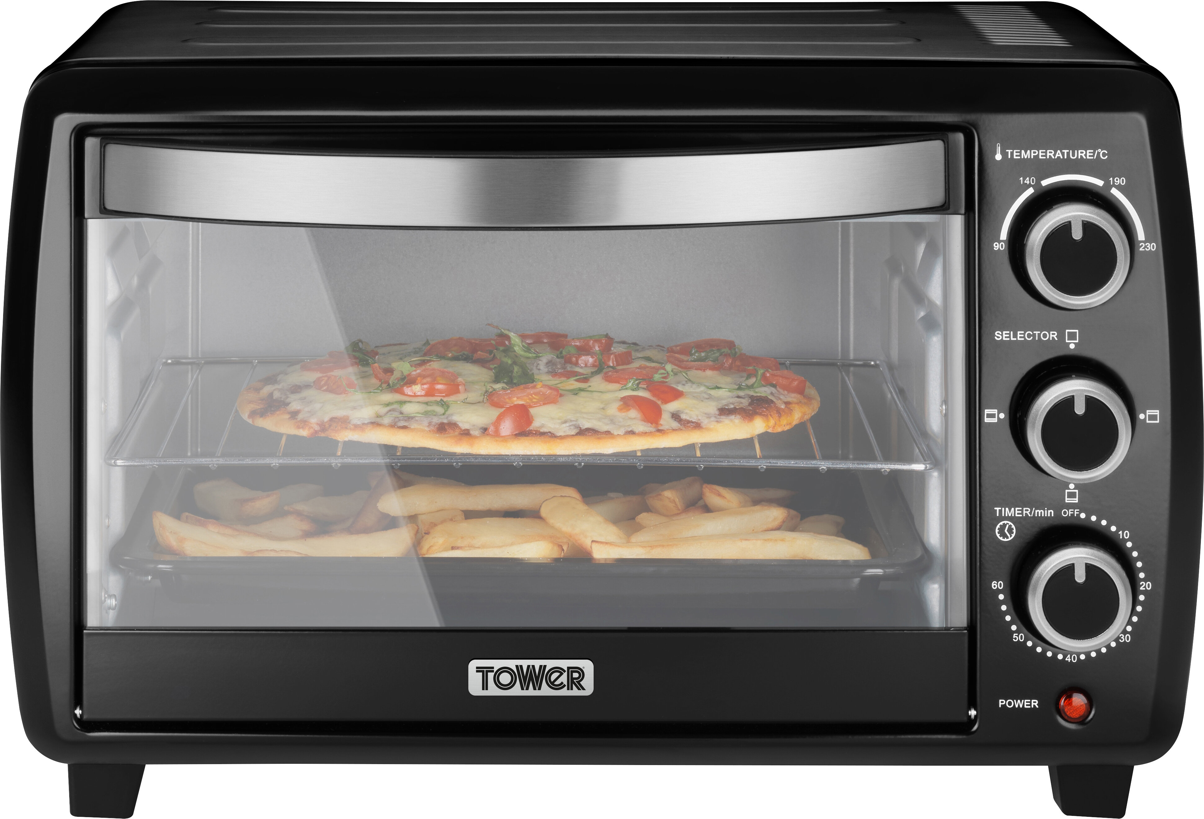 tower 23l mini oven reviews wayfair co uk