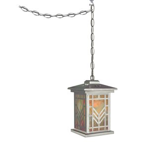 Springdale Lighting Aurora 1-Light Lantern Pendant