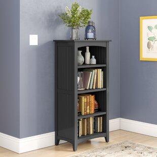 Price comparison Round Hill Standard Bookcase by Three Posts