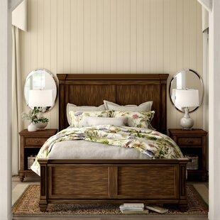 Saunders Bed by Birch Lane™ Heritage Spacial Price