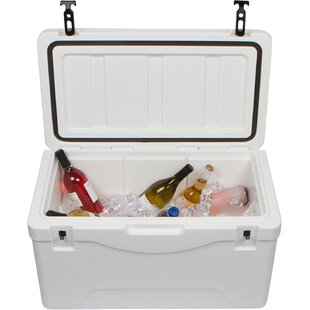 Trademark Innovations 63 Qt. Rotomolded and Ice Chest Cooler