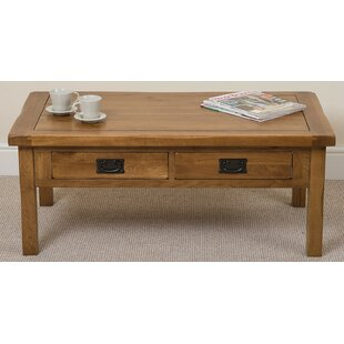 Florencia Coffee Table By Rosalind Wheeler