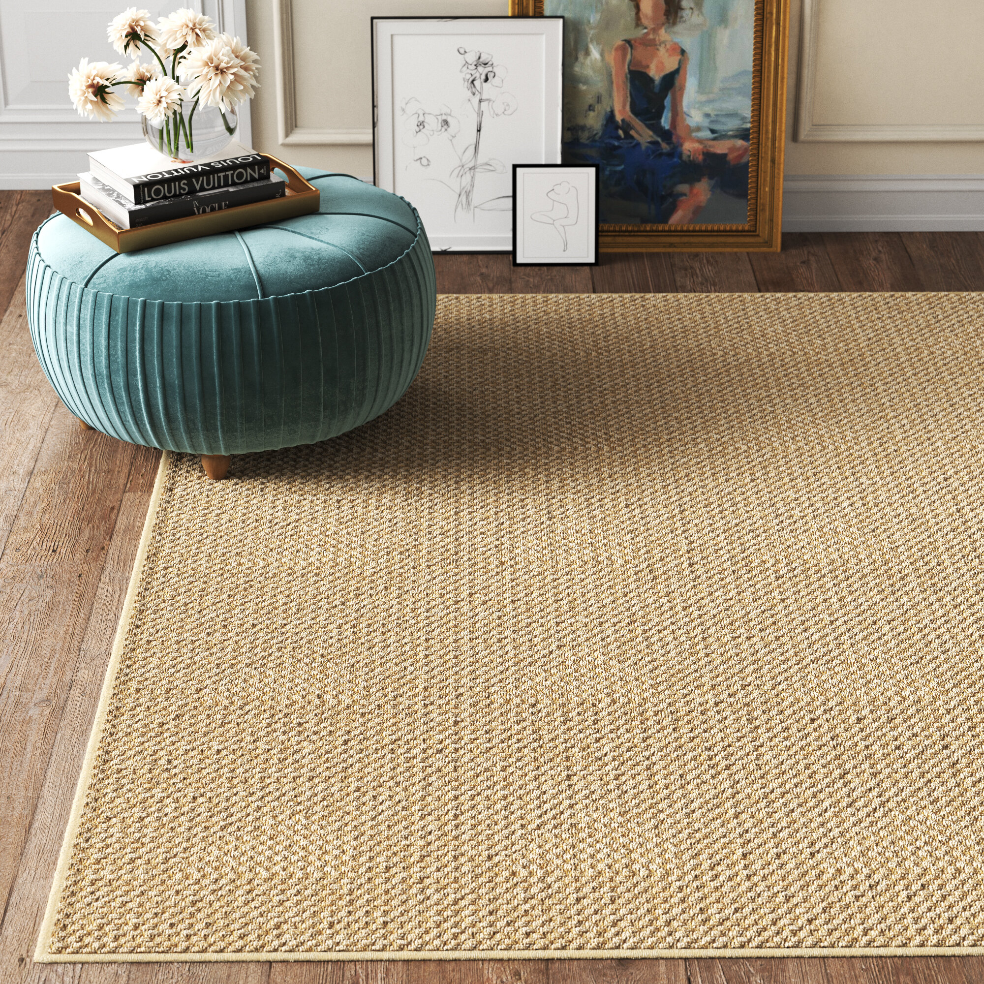 Coastal Indoor Outdoor Area Rugs You Ll Love In 2020 Wayfair