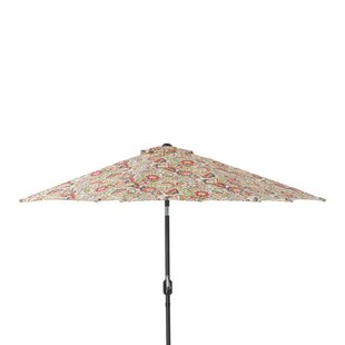 9' Market Umbrella by Pillow Perfect Great price