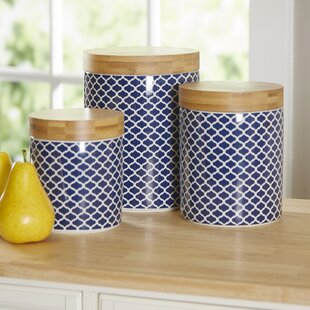 Latitude Run Kitchen Canisters & Jars You\'ll Love in 2019 ...