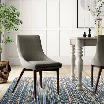 Trixie Cotton Side Chair Reviews Joss Main