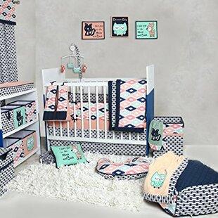 Tyann 10 Piece Crib Bedding Set ByHarriet Bee